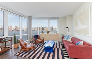 Stunning 2 Bed 2 Bath Residence With Southern & Eastern Exposures In Greenpoint